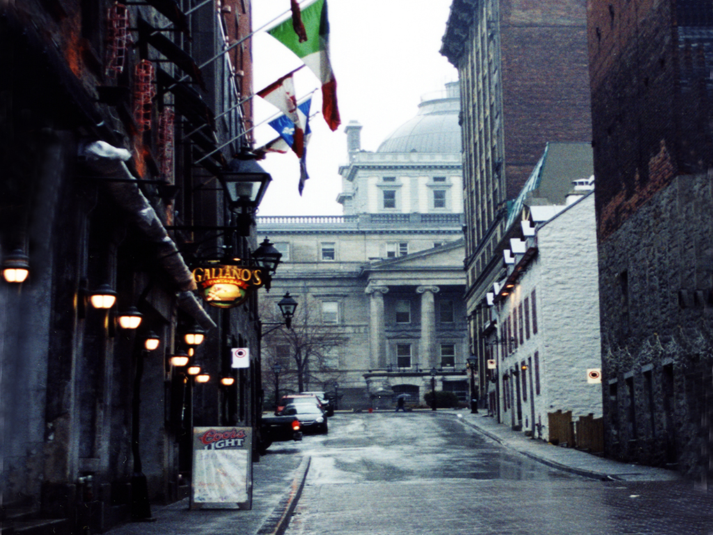 Travel-Old Montreal 1-13A
